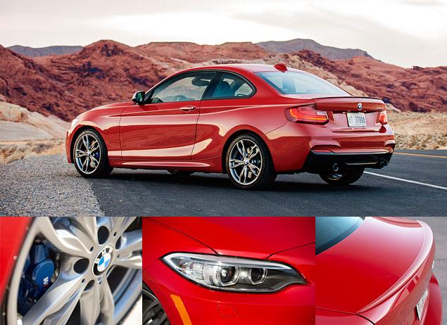 Первый тест маленького купе BMW 2 Series. Фото 5