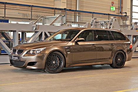 Ателье G-Power построило 820-сильный универсал BMW M5