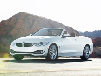 """Стали известны рублевые цены на открытую """"четверку"""" BMW"""