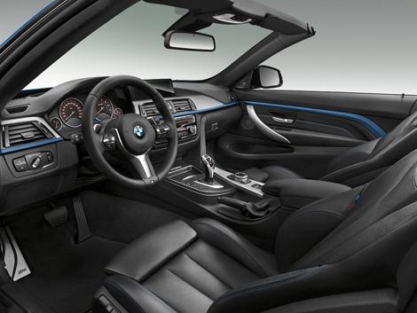 Кабриолет BMW 4-Series будет предлагаться в России с тремя моторами. Фото 2