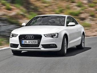 Audi подготовит для A5 «футуристический интерьер»