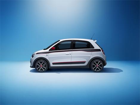 Компания Renault показала Twingo нового поколения
