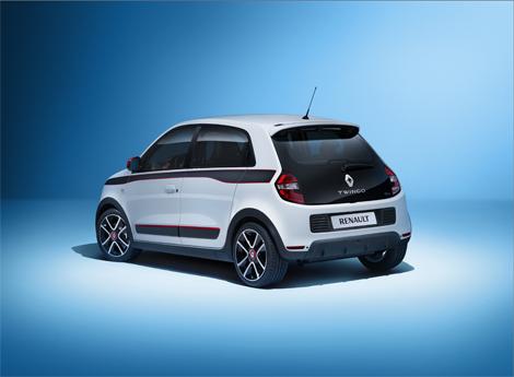 Компания Renault показала Twingo нового поколения. Фото 1