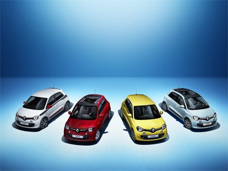 Компания Renault показала Twingo нового поколения. Фото 2