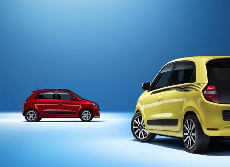 Компания Renault показала Twingo нового поколения. Фото 4