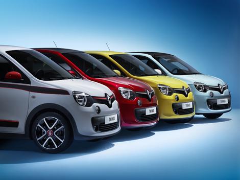 Компания Renault показала Twingo нового поколения. Фото 5