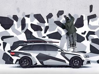 Audi построит 50 закамуфлированных универсалов А4