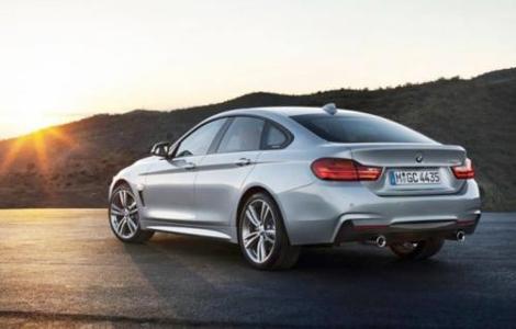 Компания BMW объявила цены на модель 4-Series Gran Coupe. Фото 1