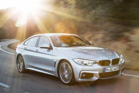 Компания BMW объявила цены на модель 4-Series Gran Coupe. Фото 2