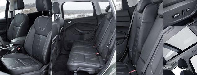 Длительный тест Ford Kuga: первые впечатления. Фото 2