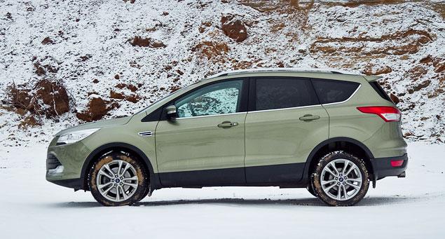 Длительный тест Ford Kuga: первые впечатления. Фото 3