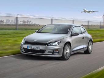 Volkswagen Scirocco обновился