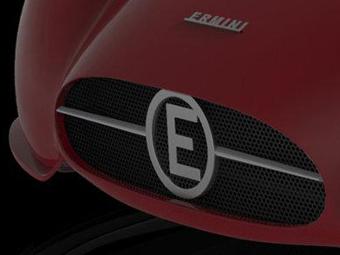 Возрожденная марка Ermini построила 320-сильный спорткар