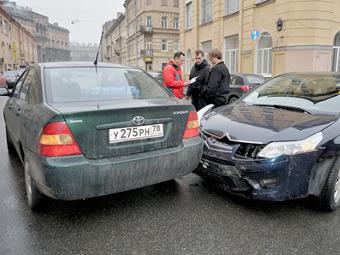 """ДТП по """"Европротоколу"""" оформило менее 10 процентов водителей"""