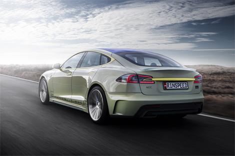 Электрический седан под названием XchangE дебютирует в Женеве. Фото 1