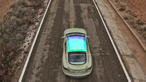 Электрический седан под названием XchangE дебютирует в Женеве. Фото 4