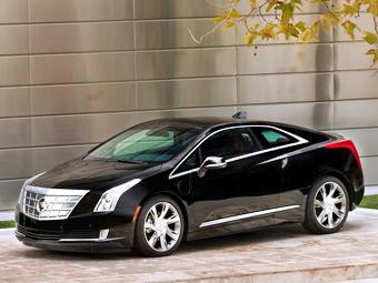 Половина дилеров Cadillac отказалась продавать гибрид ELR