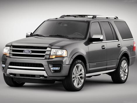 Ford представил внедорожник 2015 модельного года