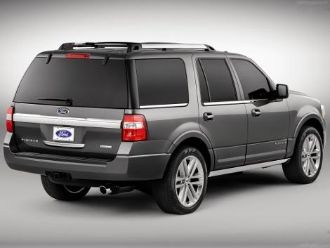 Ford представил внедорожник 2015 модельного года. Фото 1