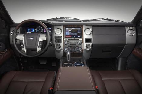 Ford представил внедорожник 2015 модельного года. Фото 2