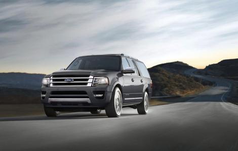 Ford представил внедорожник 2015 модельного года. Фото 3