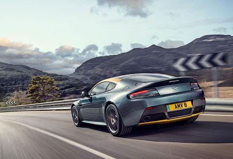 В Женеве дебютируют особые модифкации двух суперкаров Aston Martin. Фото 1