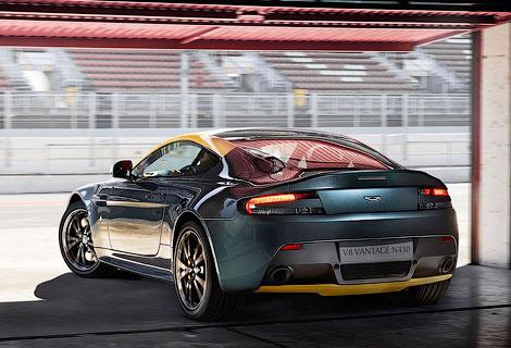 В Женеве дебютируют особые модифкации двух суперкаров Aston Martin. Фото 3