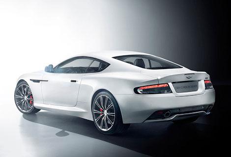 В Женеве дебютируют особые модифкации двух суперкаров Aston Martin. Фото 5