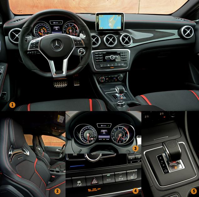 Шесть вопросов к Mercedes-Benz GLA