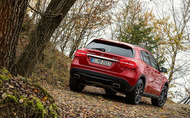 Шесть вопросов к Mercedes-Benz GLA. Фото 1