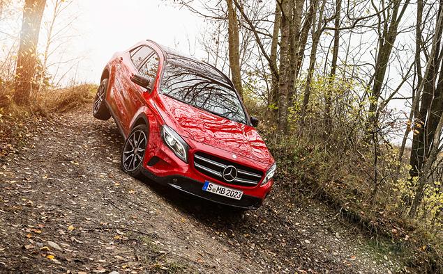 Шесть вопросов к Mercedes-Benz GLA. Фото 2