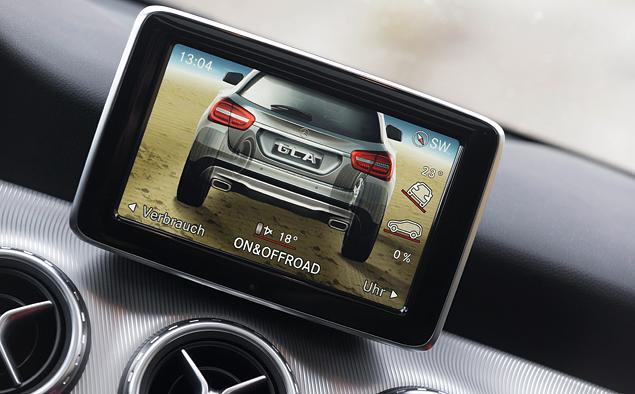Шесть вопросов к Mercedes-Benz GLA. Фото 3