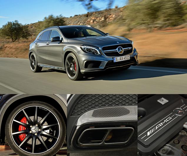 Шесть вопросов к Mercedes-Benz GLA. Фото 4