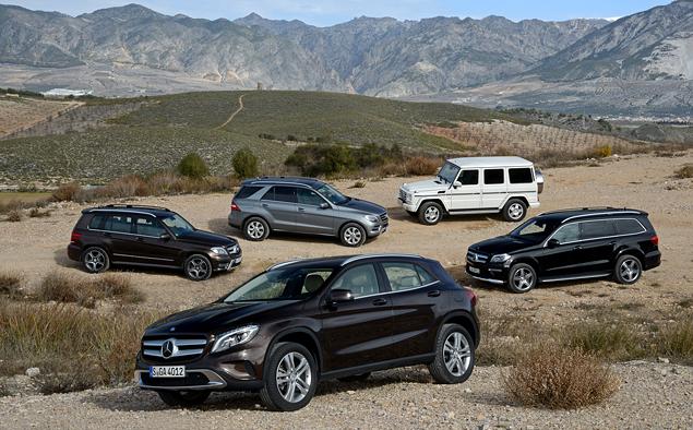 Шесть вопросов к Mercedes-Benz GLA. Фото 5