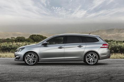 Компания Peugeot рассказала подробности о модели 308 SW. Фото 1