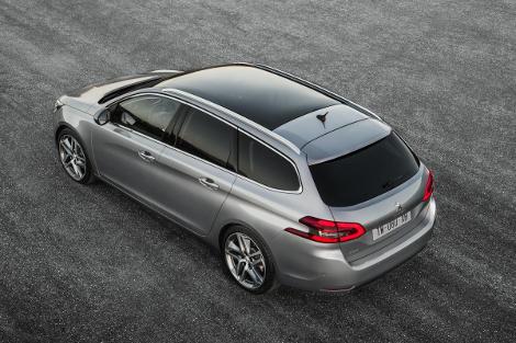 Компания Peugeot рассказала подробности о модели 308 SW. Фото 3