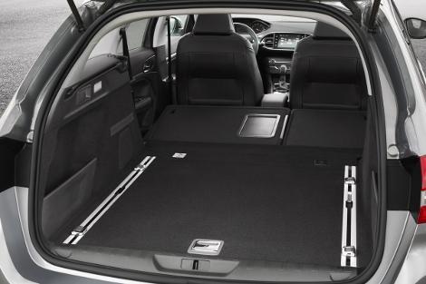 Компания Peugeot рассказала подробности о модели 308 SW. Фото 4