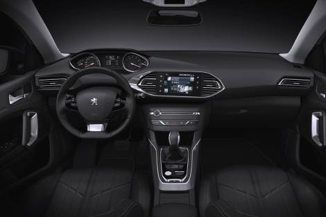 Компания Peugeot рассказала подробности о модели 308 SW. Фото 5