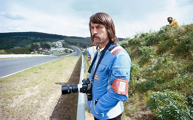 История главного фотографа Формулы-1 Райнера Шлегельмильха. Фото 1