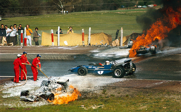 История главного фотографа Формулы-1 Райнера Шлегельмильха. Фото 3