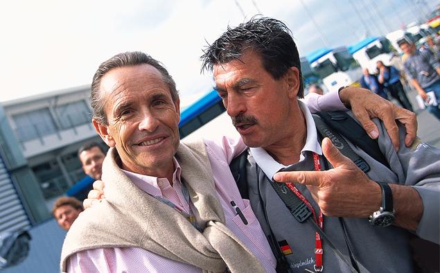 История главного фотографа Формулы-1 Райнера Шлегельмильха. Фото 5