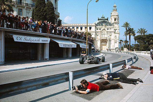 История главного фотографа Формулы-1 Райнера Шлегельмильха. Фото 8