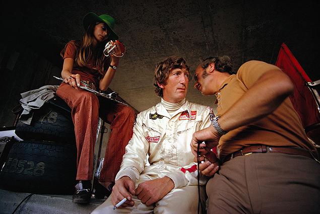 История главного фотографа Формулы-1 Райнера Шлегельмильха. Фото 10