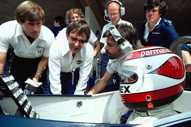 История главного фотографа Формулы-1 Райнера Шлегельмильха. Фото 12