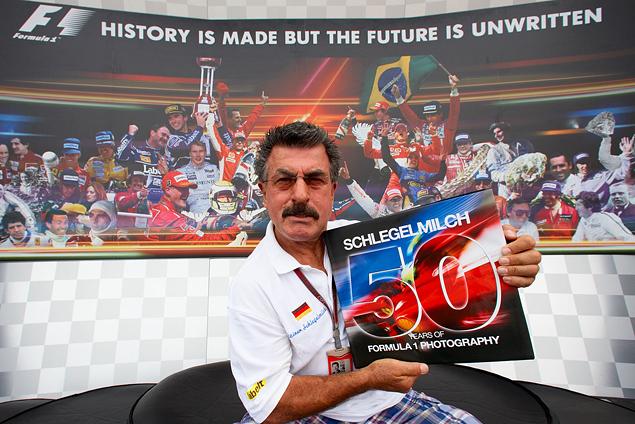 История главного фотографа Формулы-1 Райнера Шлегельмильха. Фото 13