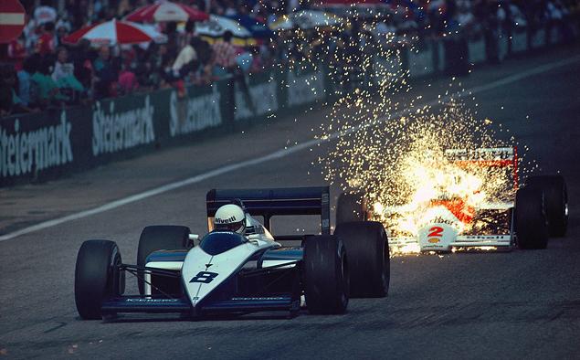 История главного фотографа Формулы-1 Райнера Шлегельмильха. Фото 16