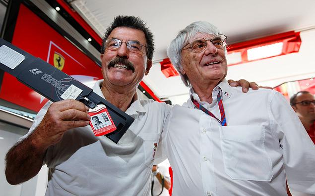 История главного фотографа Формулы-1 Райнера Шлегельмильха. Фото 19