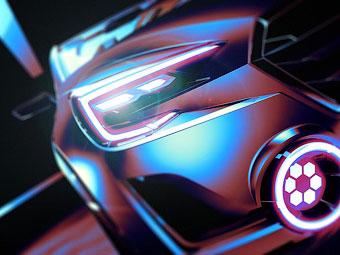 Subaru подготовит к Женеве концептуальный кроссовер