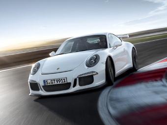 Porsche отзовет все суперкары 911 GT3 из-за риска пожара