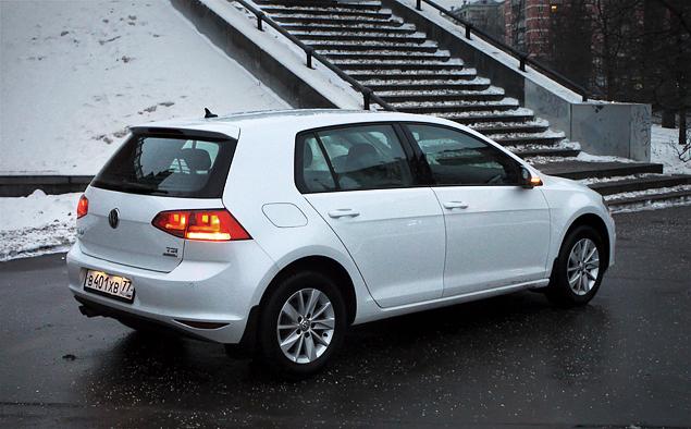 Длительный тест Volkswagen Golf: часть вторая